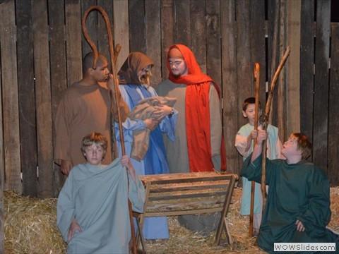 2012 Living Nativity